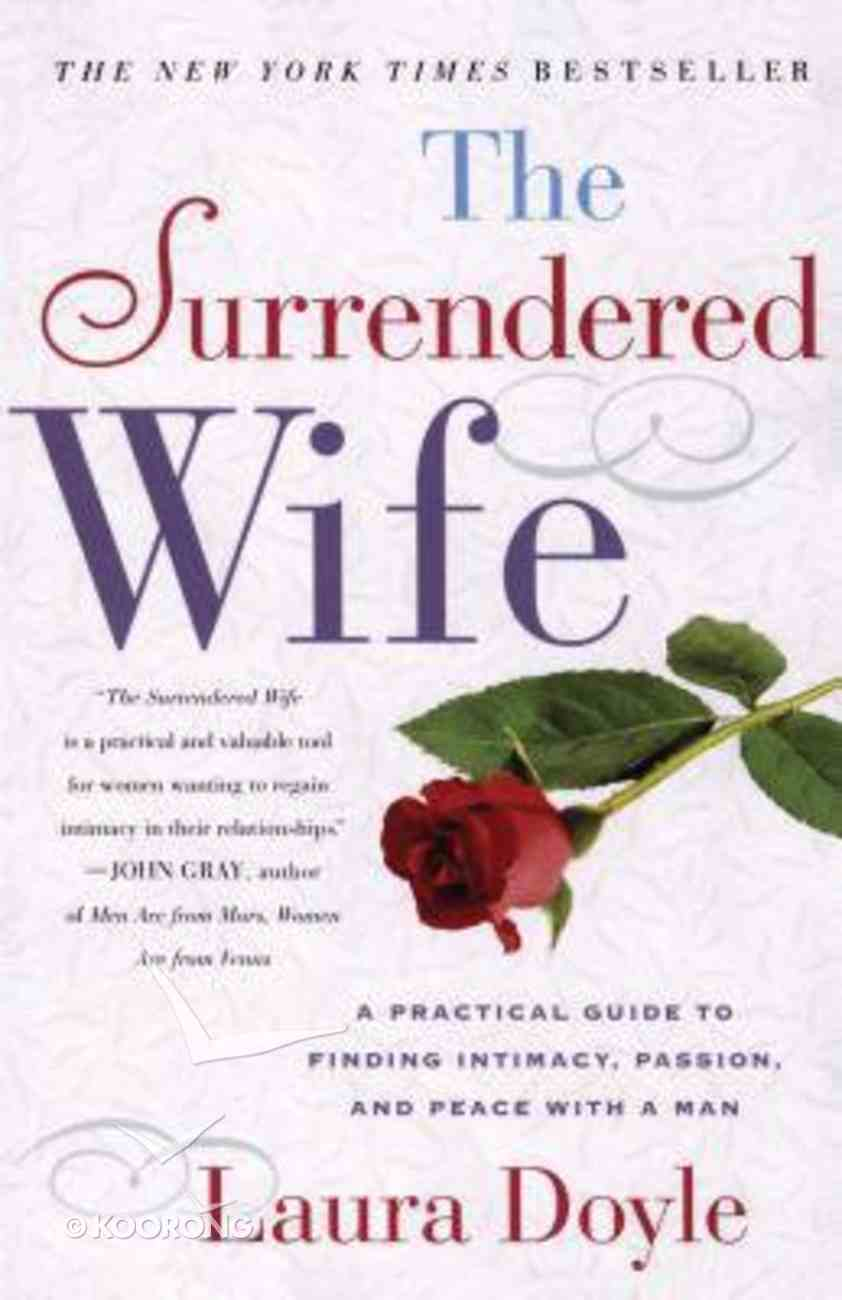 The Surrendered Wife Paperback