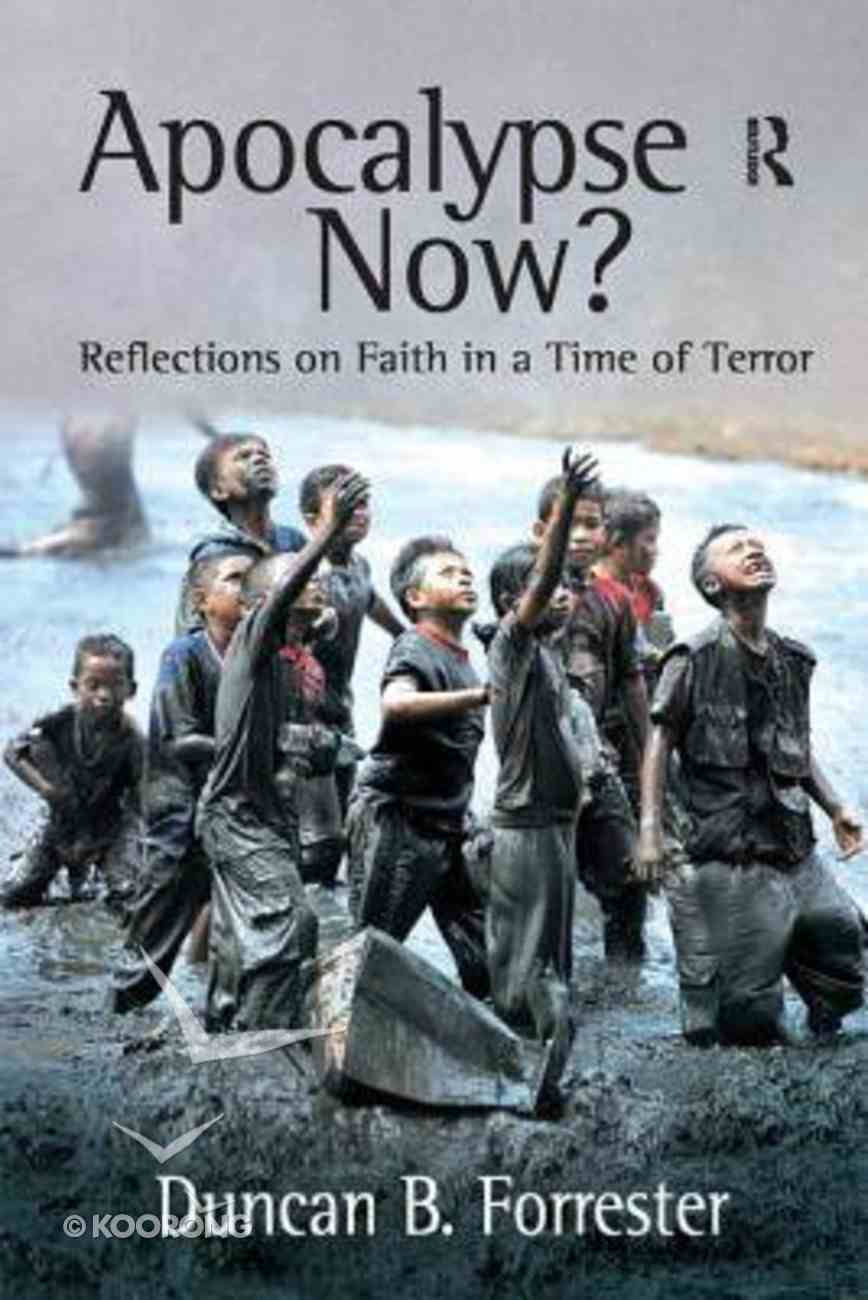 Apocalypse Now? Paperback