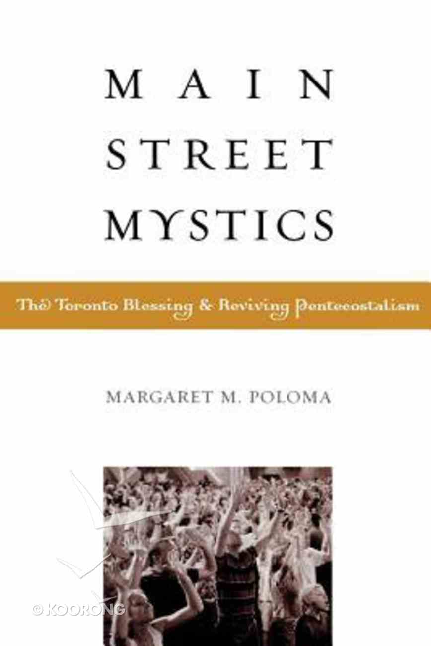 Main Street Mystics Paperback