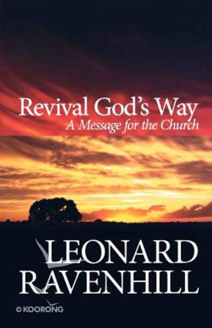 Revival God's Way: A Message For the Church Paperback