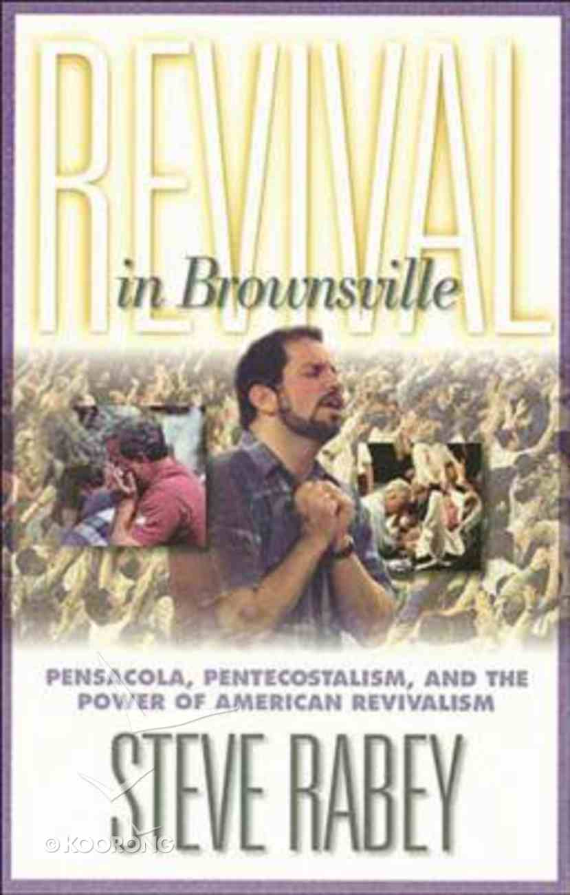 Revival in Brownsville Paperback