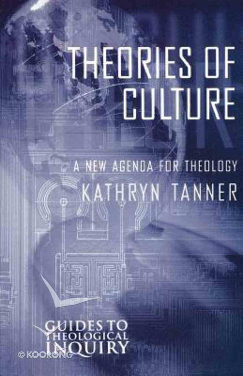 Theories of Culture Paperback