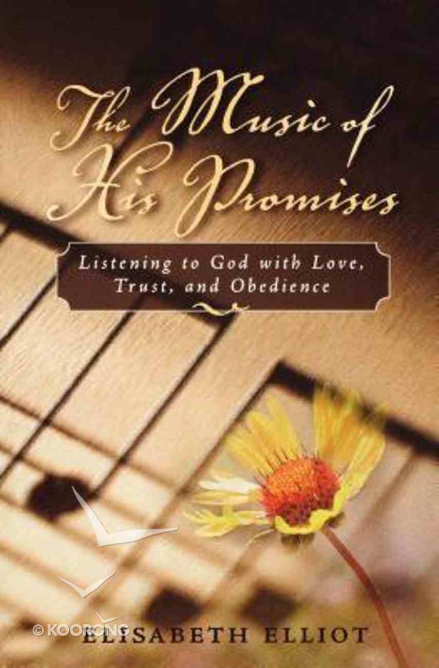 The Music of His Promises Paperback