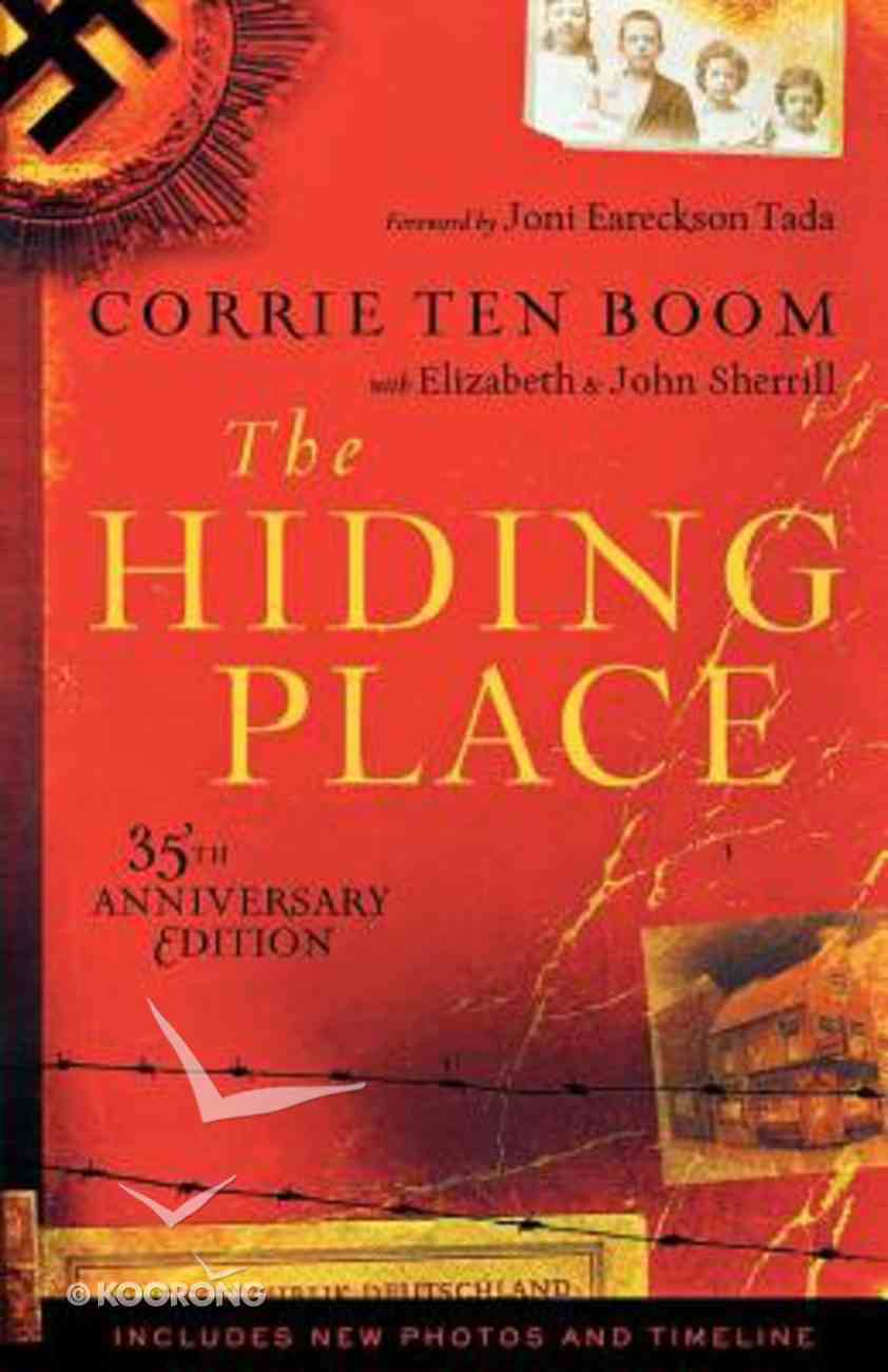 The Hiding Place (35th Anniversary Edition) Paperback