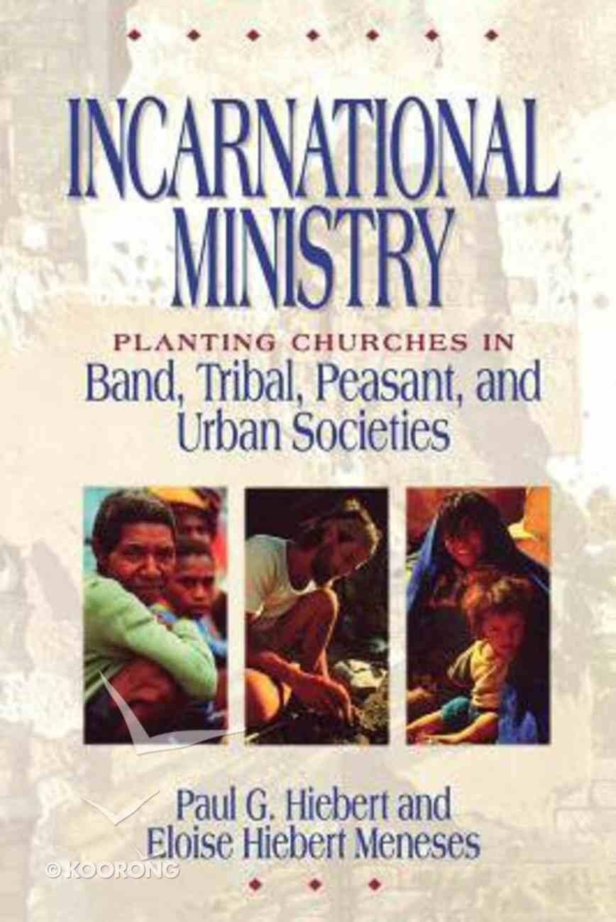 Incarnational Ministry Paperback