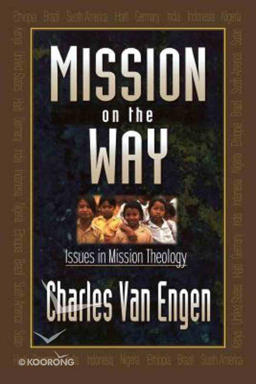 Mission on the Way Paperback