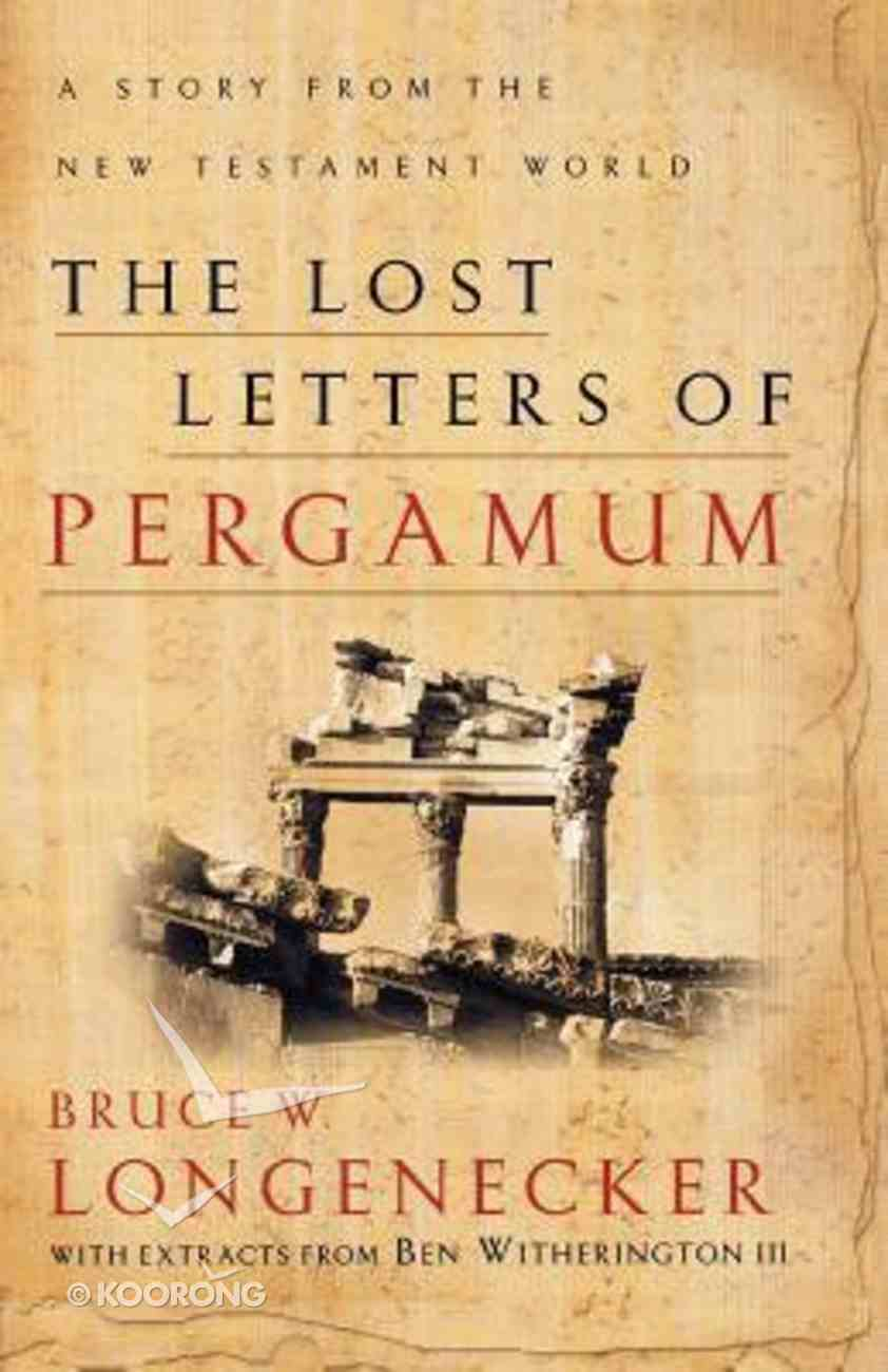 The Lost Letters of Pergamum Paperback