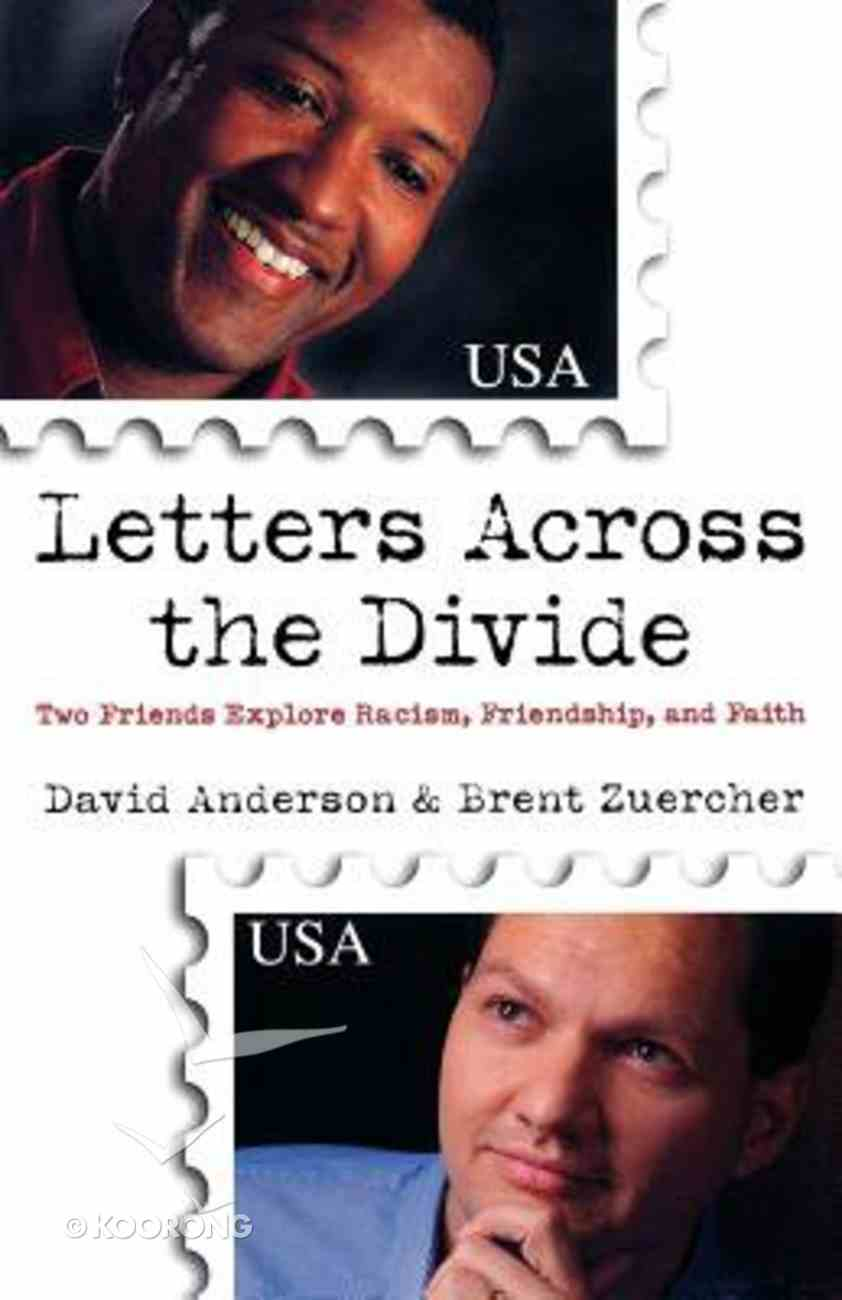 Letters Across the Divide Paperback
