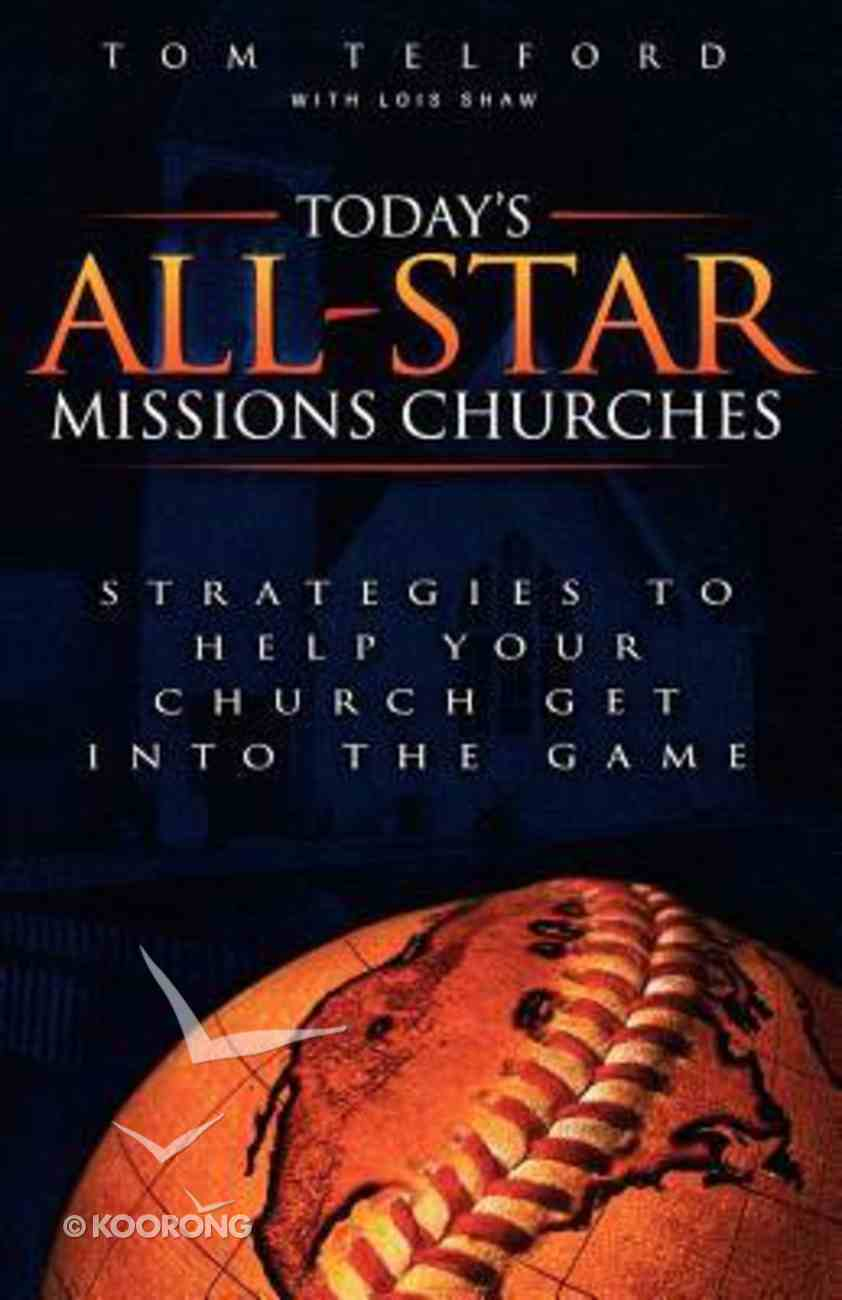 Today's All-Star Missions Churches Paperback