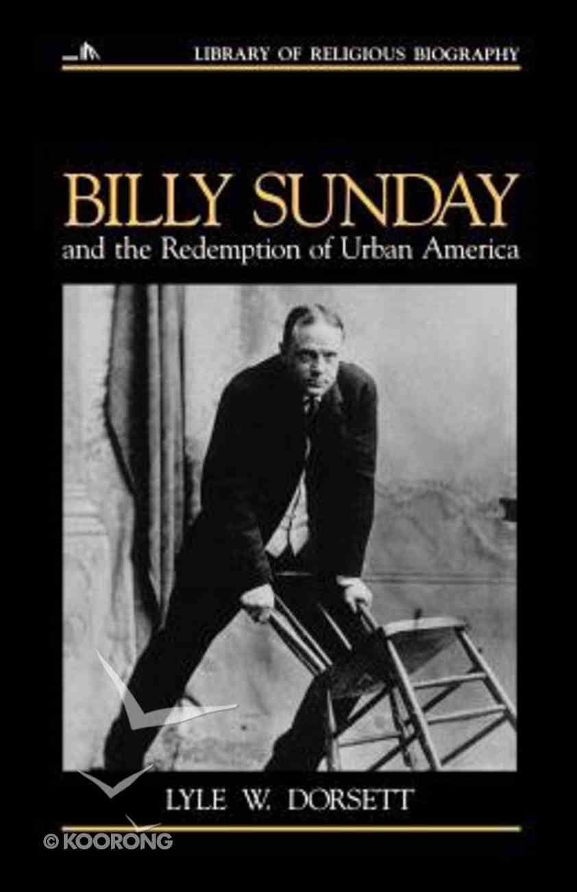 Lrb: Billy Sunday Paperback