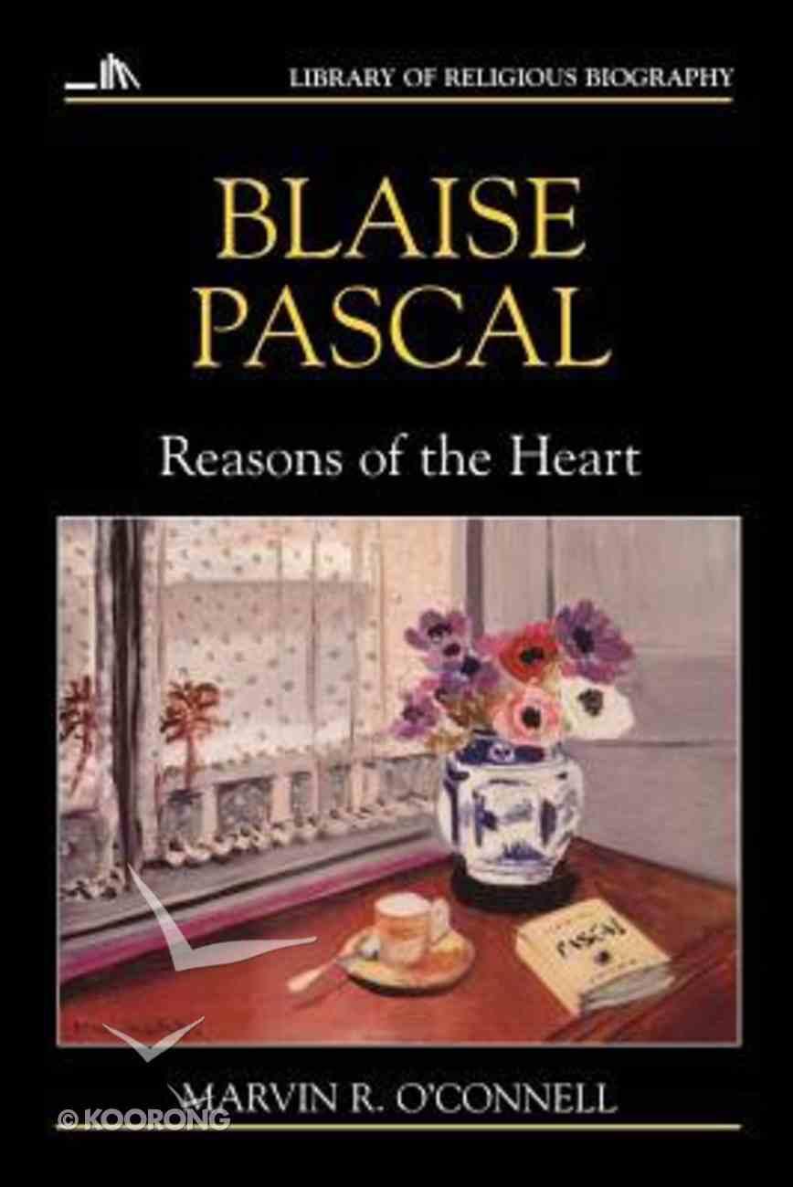 Lrb: Blaise Pascal Paperback