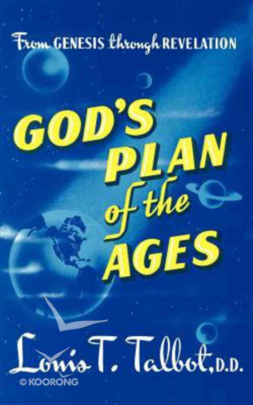 God's Plan of the Ages Paperback