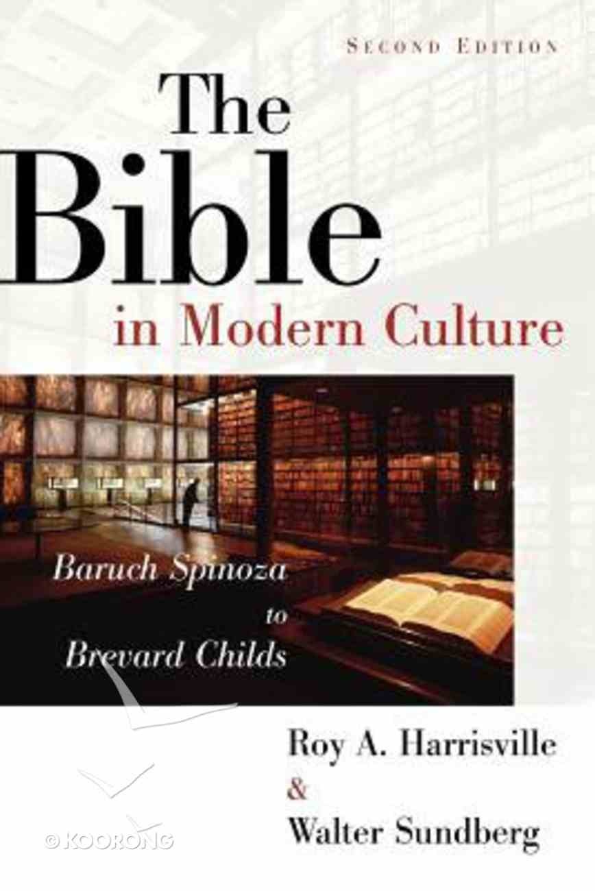 The Bible in Modern Culture (2nd Edition) Paperback