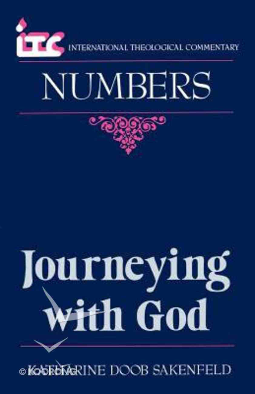Itc Numbers (International Theological Commentary Series) Paperback