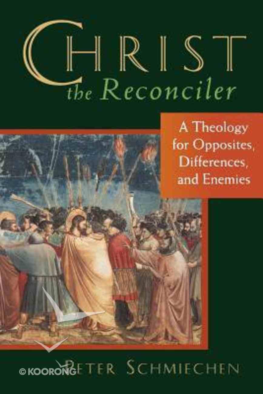 Christ the Reconciler: Paperback