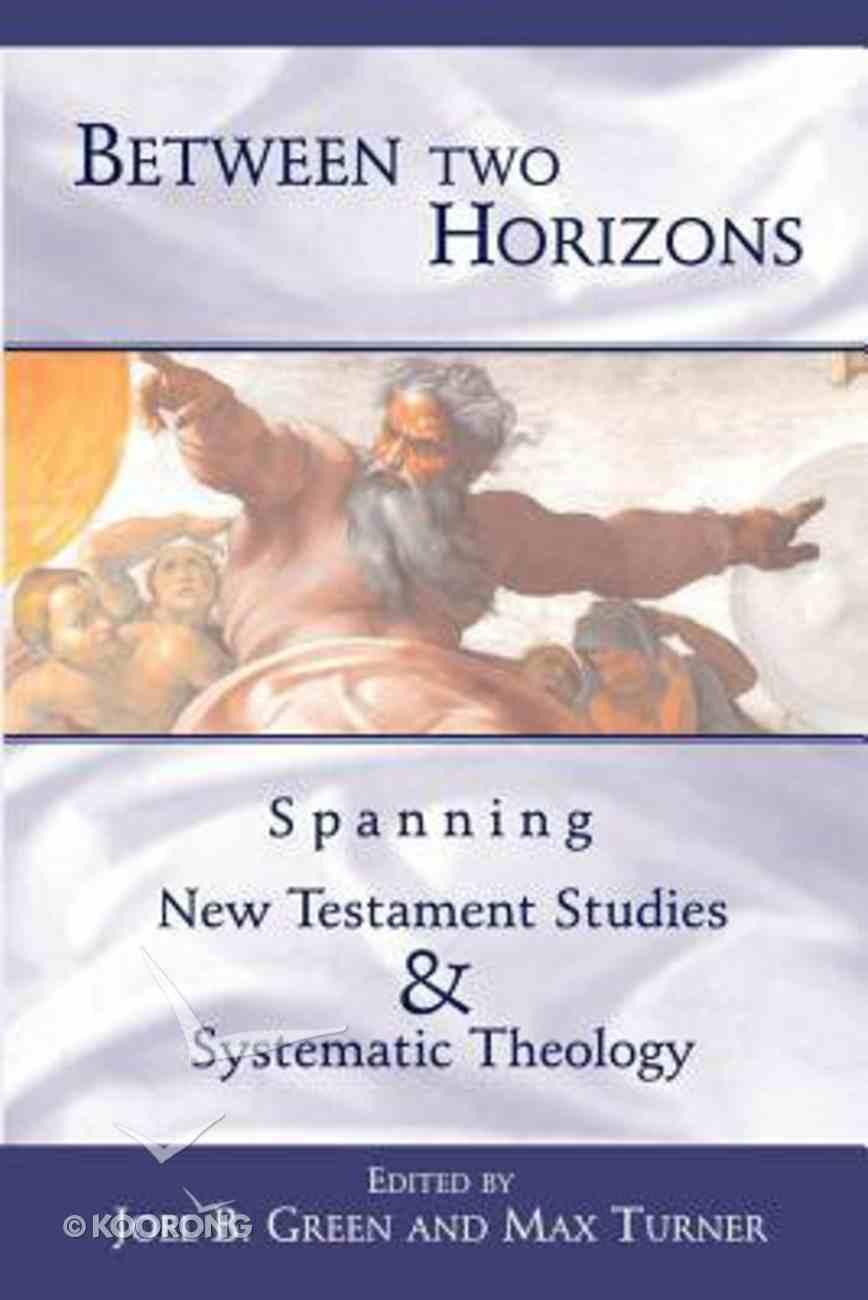 Between Two Horizons Paperback