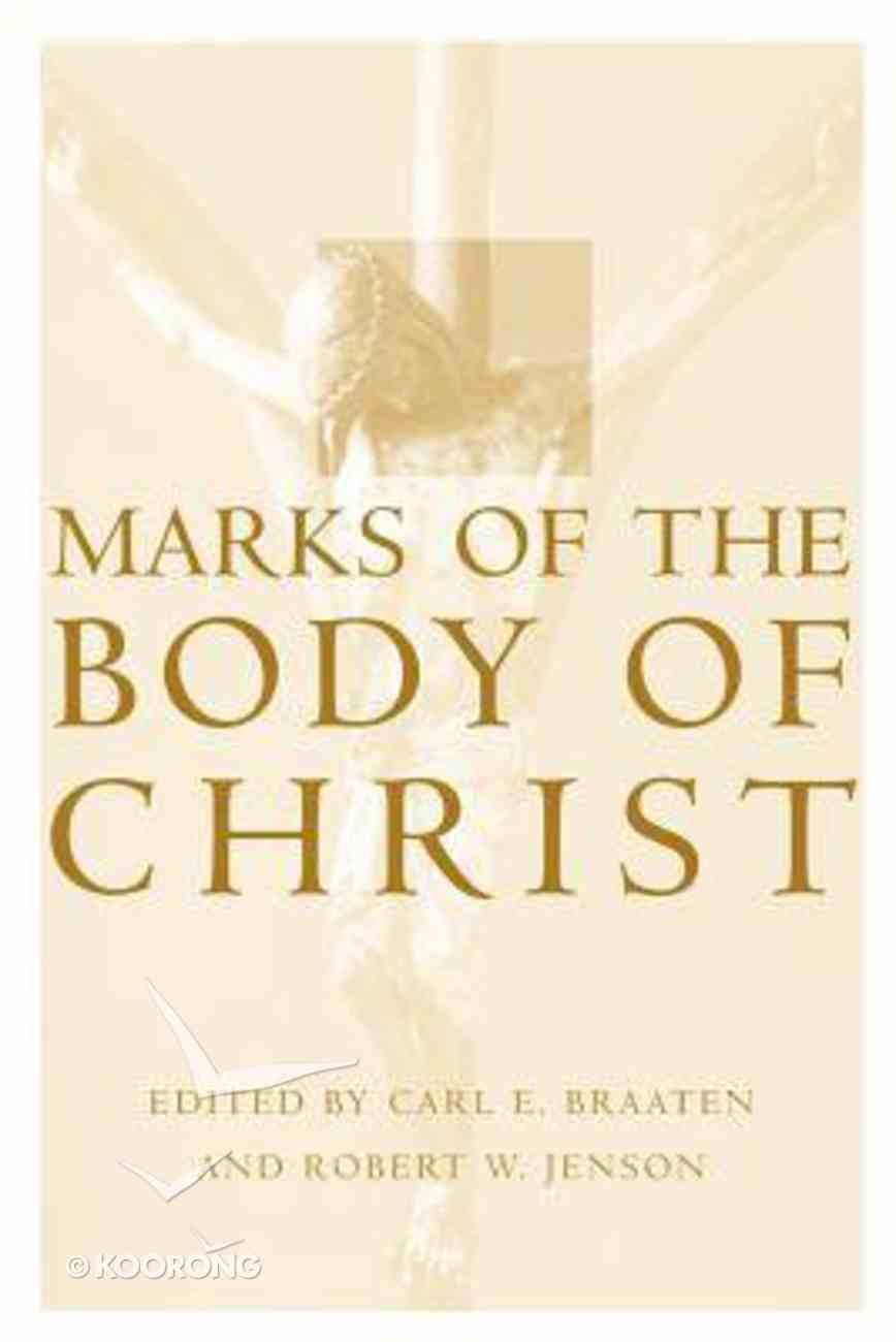 Marks of the Body of Christ Paperback