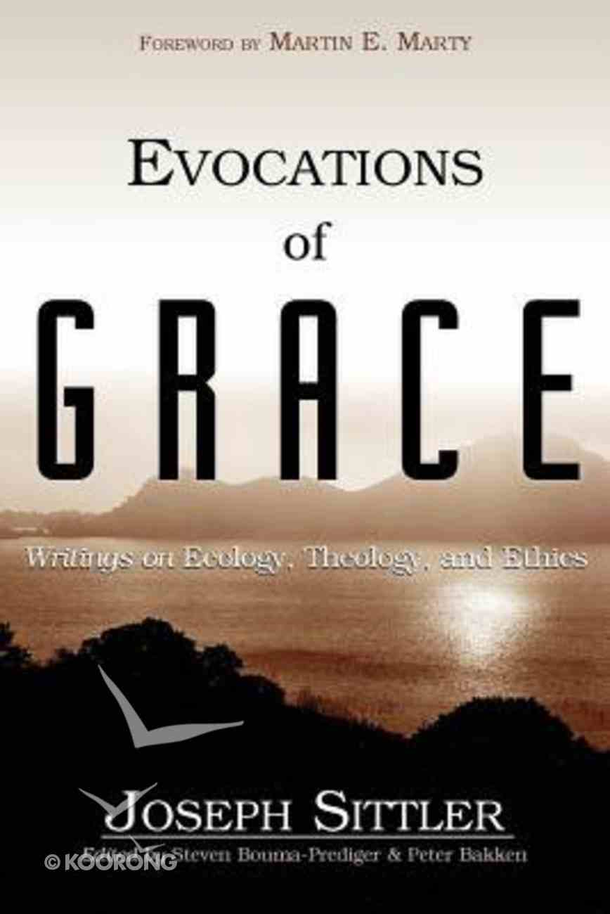 Evocations of Grace Paperback