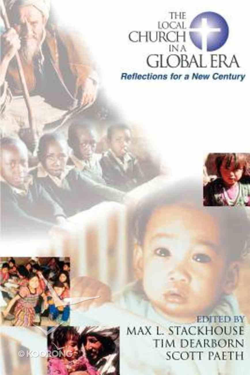 Local Church in a Global Era Paperback