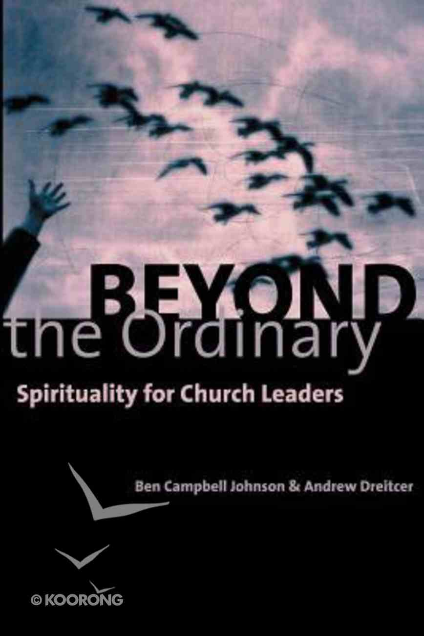 Beyond the Ordinary Paperback