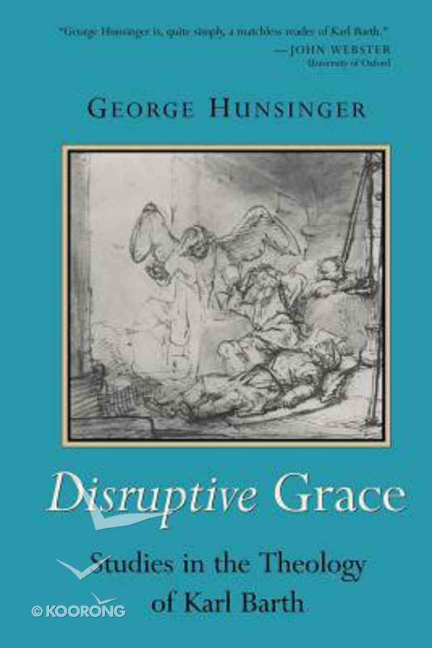 Disruptive Grace Paperback