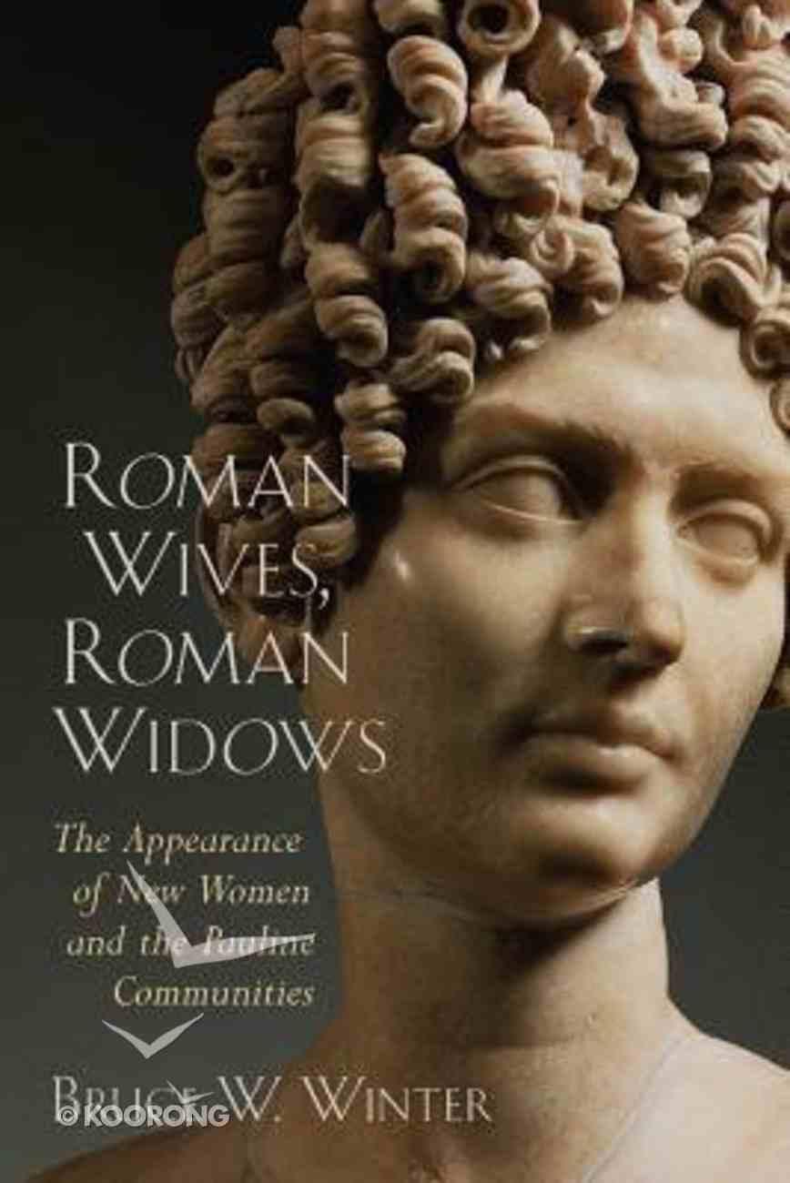 Roman Wives, Roman Widows Paperback