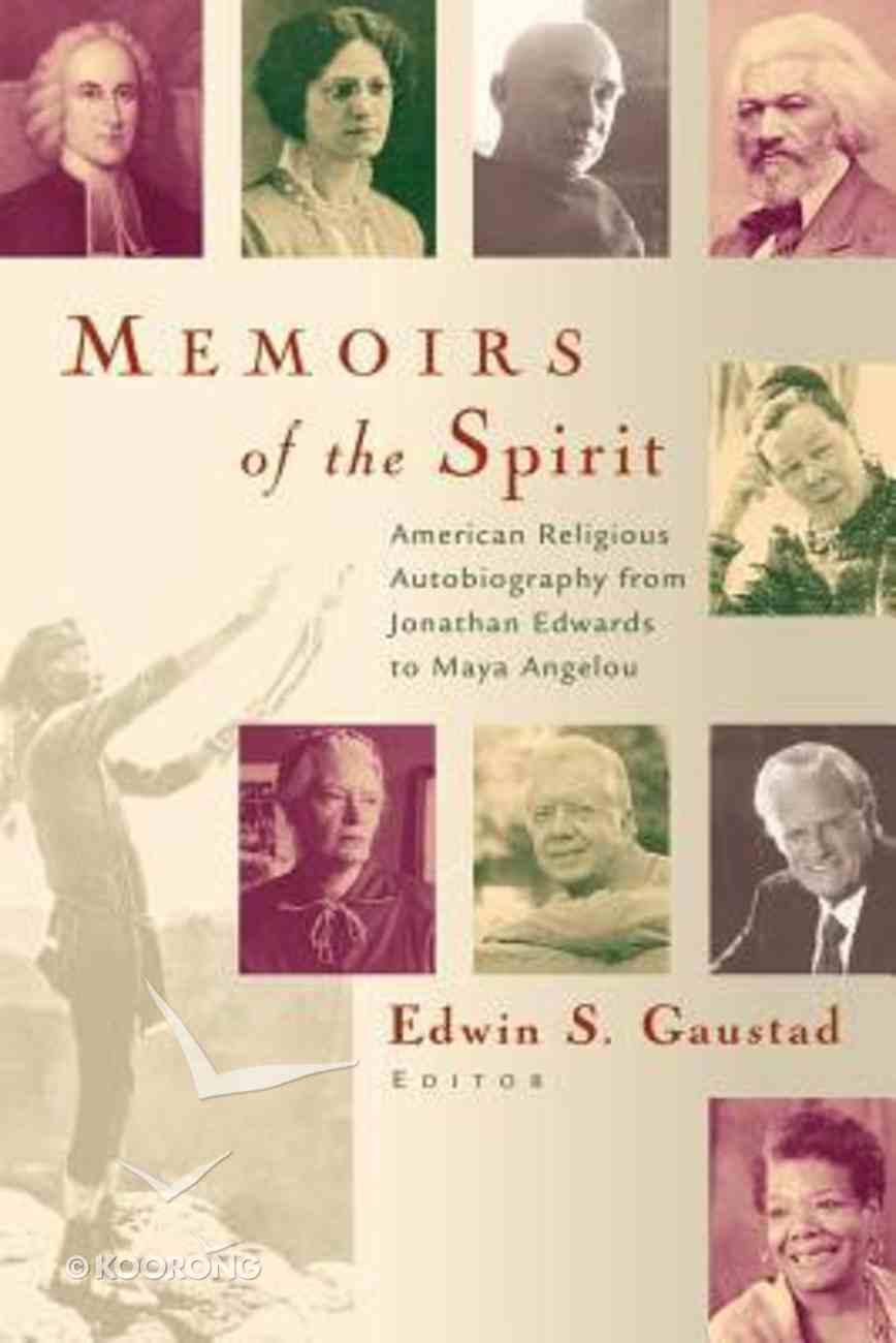 Memoirs of the Spirit Paperback