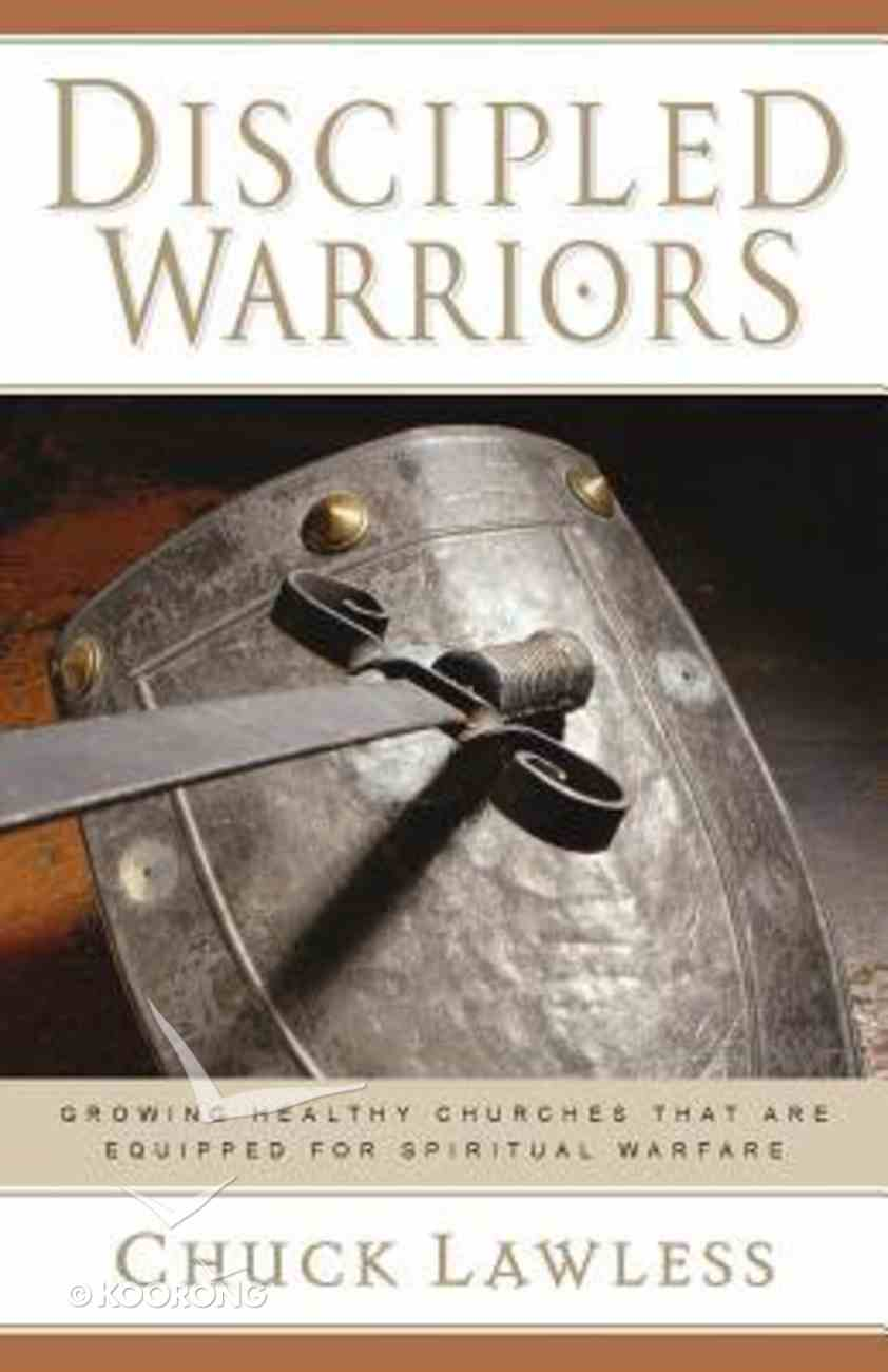 Discipled Warriors Paperback