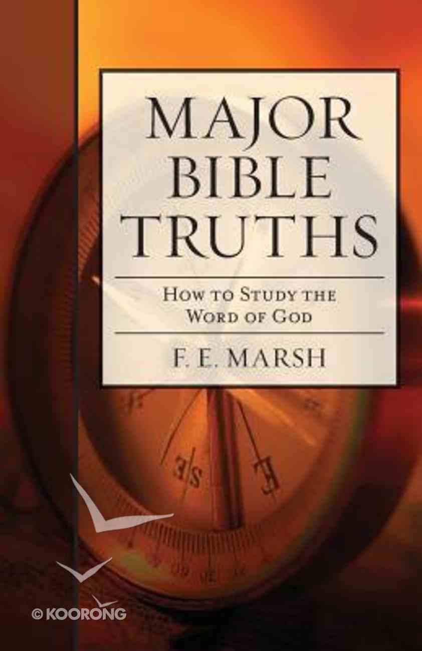 Major Bible Truths Paperback