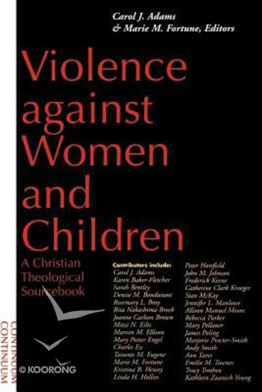 Violence Against Women and Children Paperback