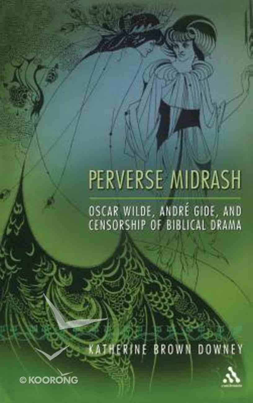 Perverse Midrash Hardback