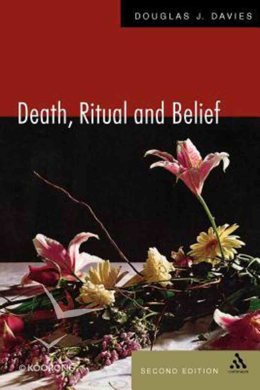 Death Ritual and Belief Paperback