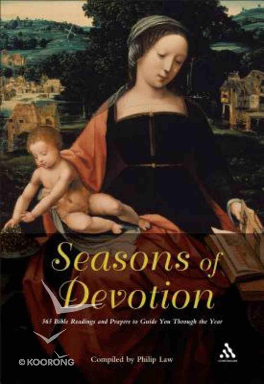 Seasons of Devotion Hardback