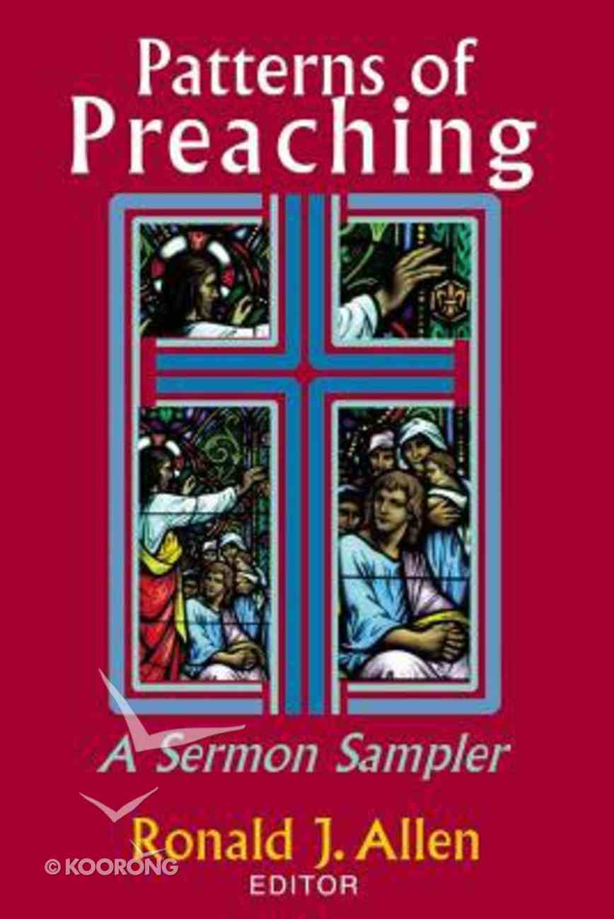 Patterns of Preaching: A Sermon Sampler Paperback