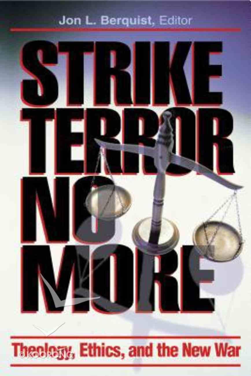Strike Terror No More Paperback