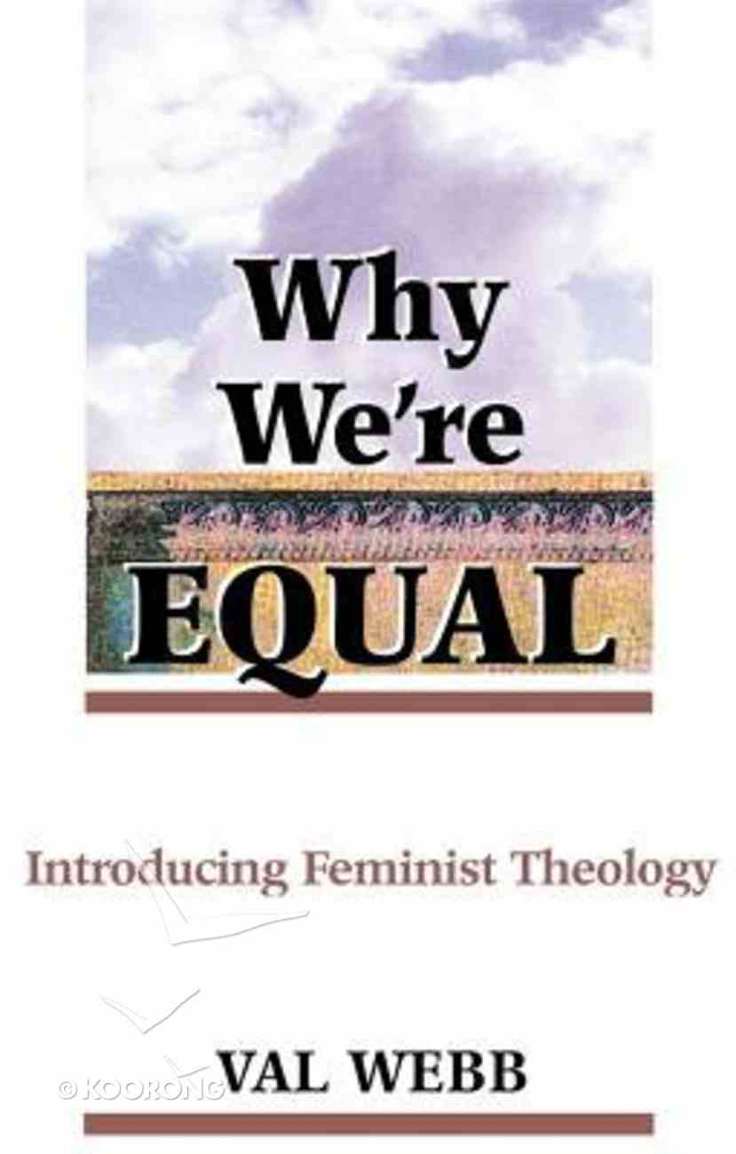 Why We're Equal Paperback