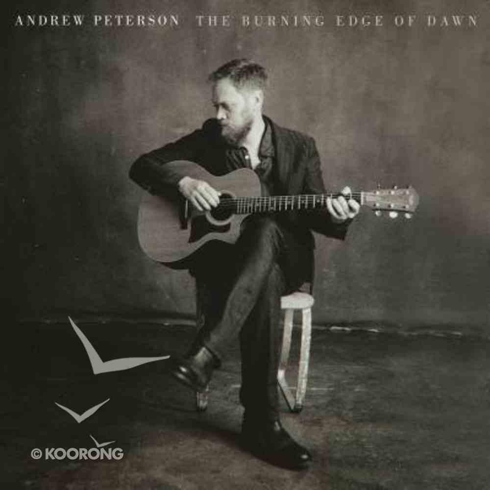 The Burning Edge of Dawn CD