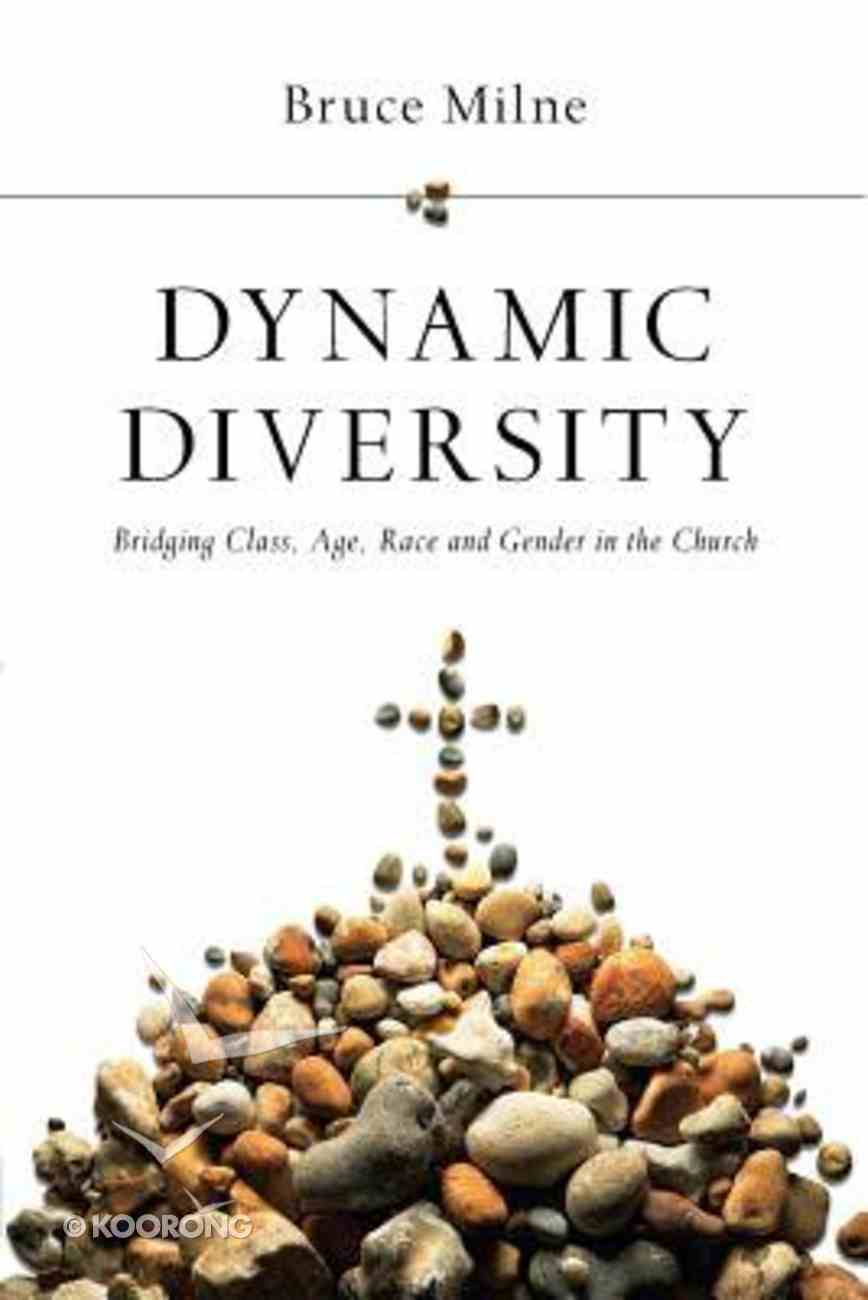 Dynamic Diversity: Bridging Class, Age, Race and Gender in the Church Paperback
