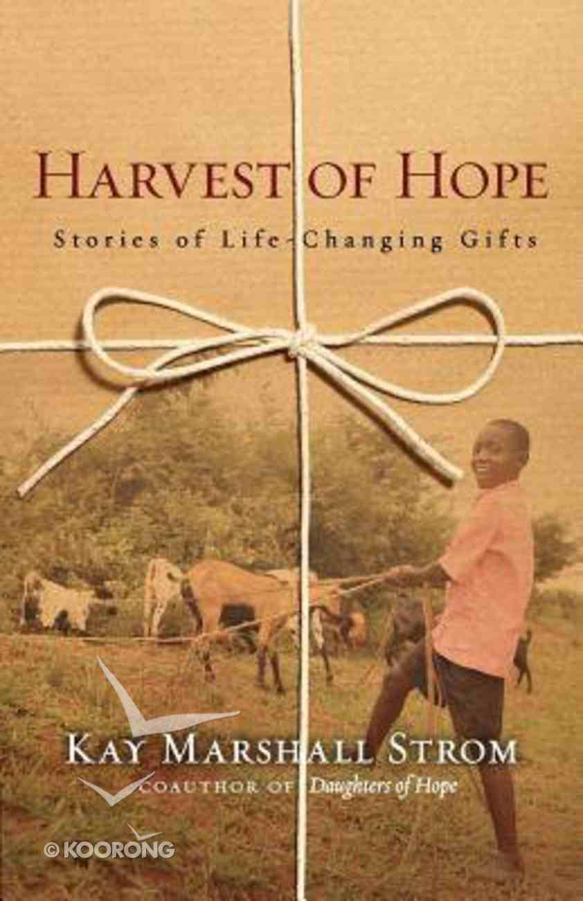 Harvest of Hope Paperback