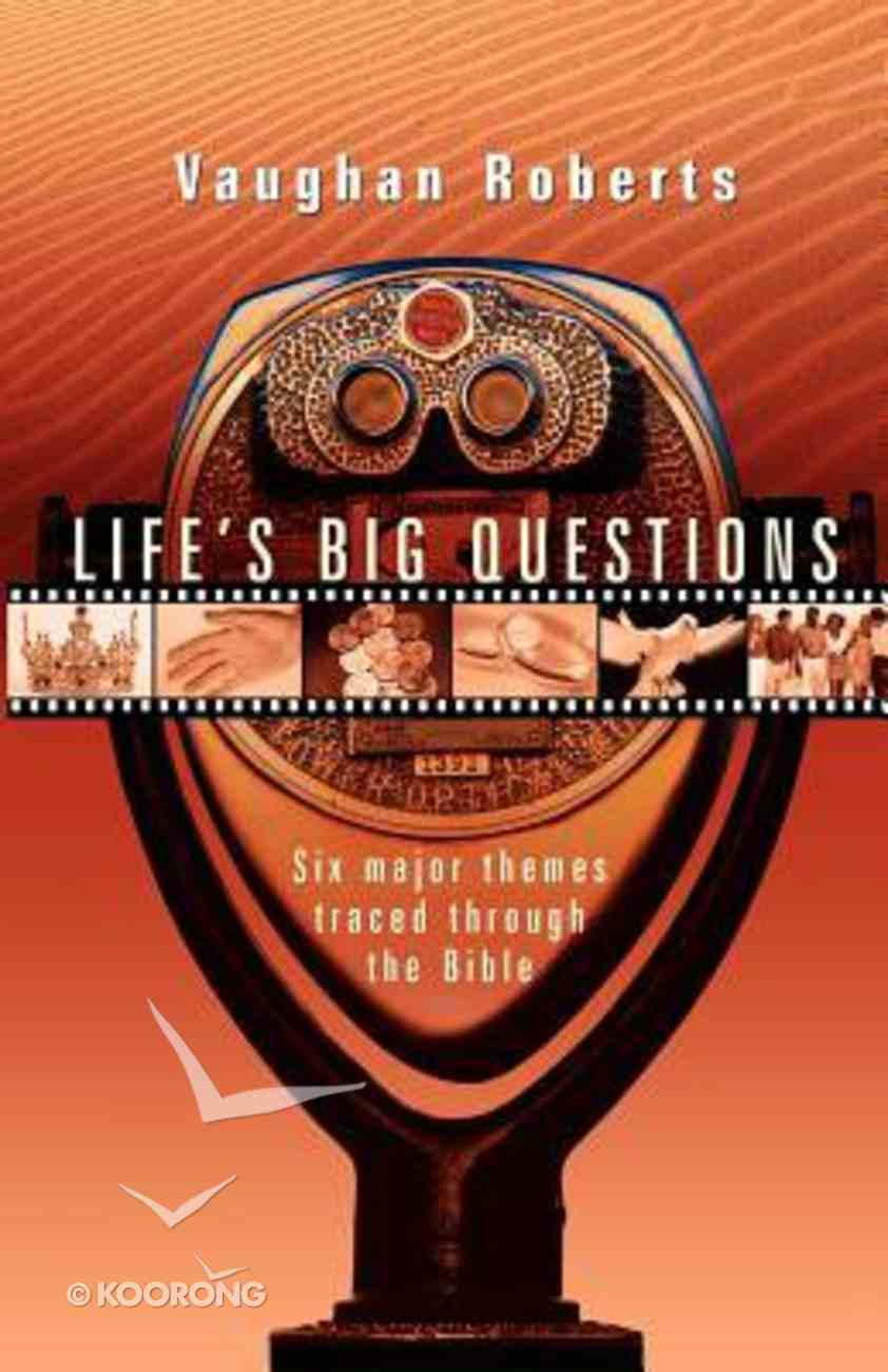 Life's Big Questions Paperback
