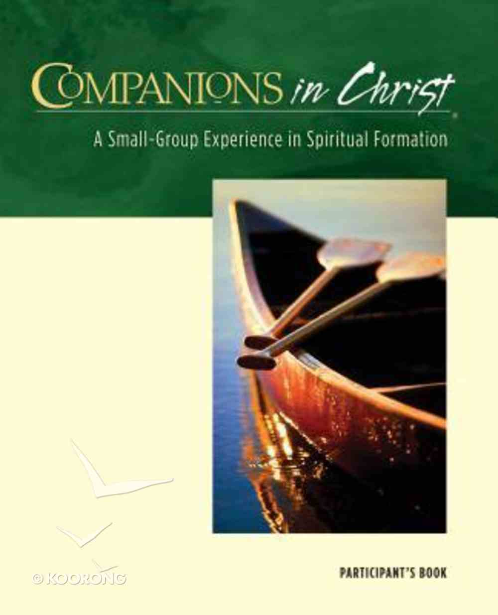 Participant's Book (Companions In Christ Series) Paperback
