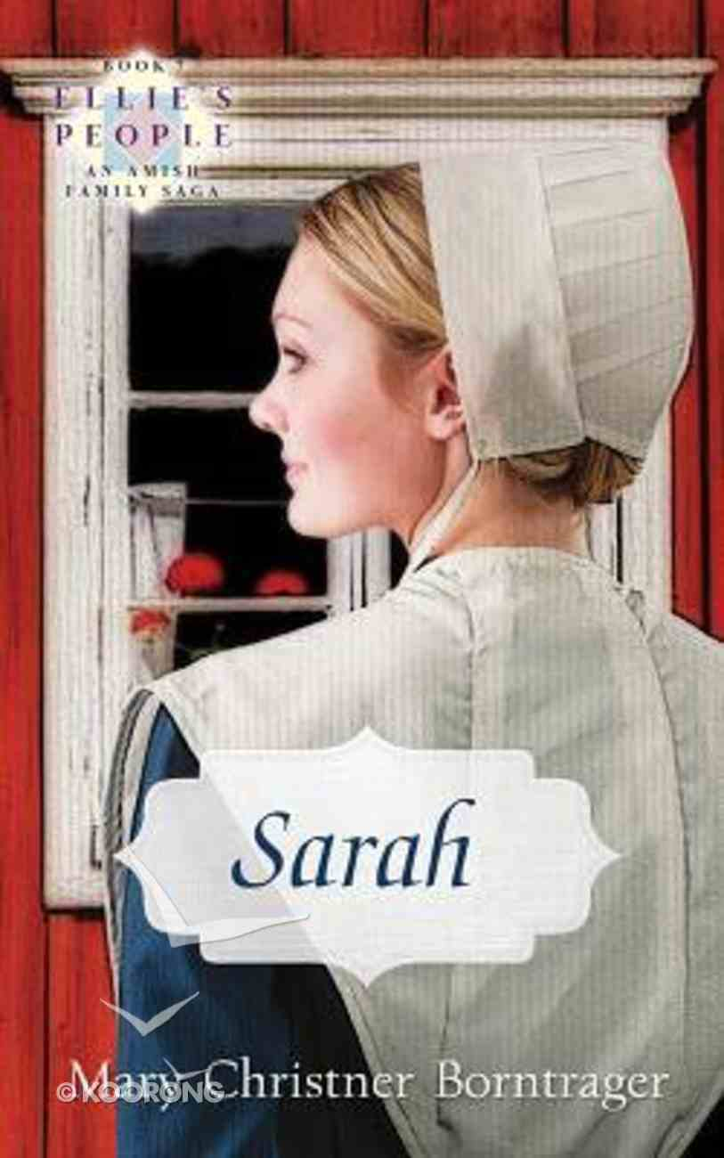 Sarah (#07 in Ellie's People Series) Paperback