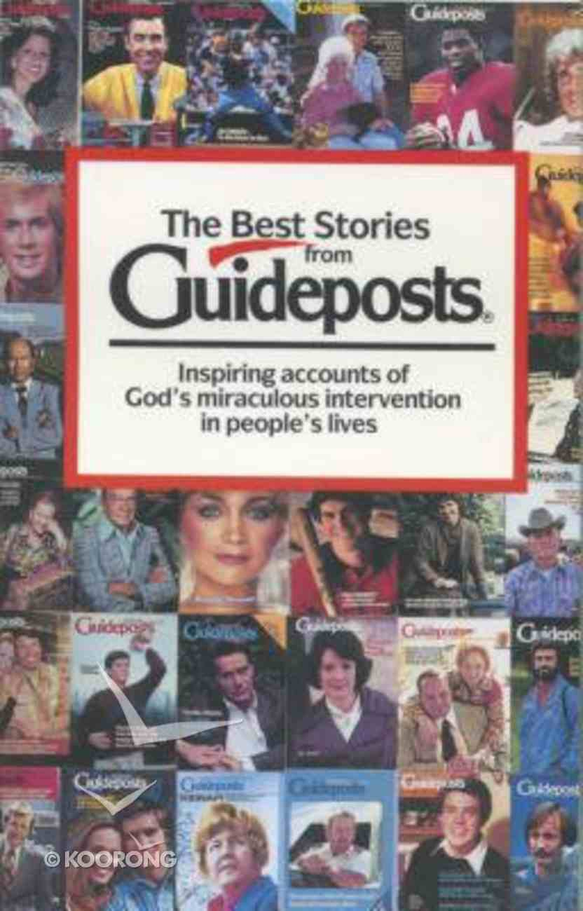 Best Stories From Guideposts Paperback