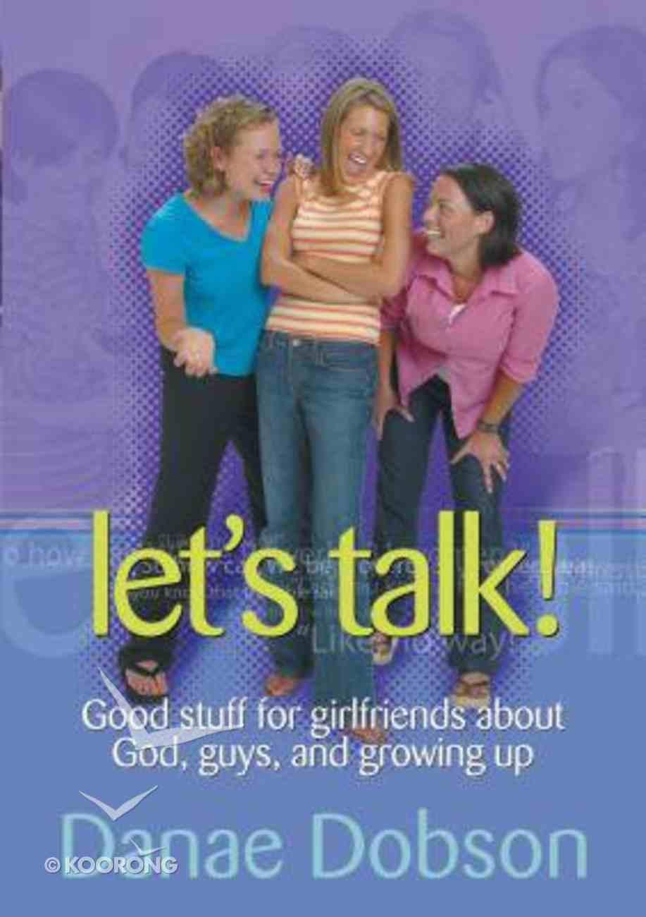 Let's Talk! Paperback
