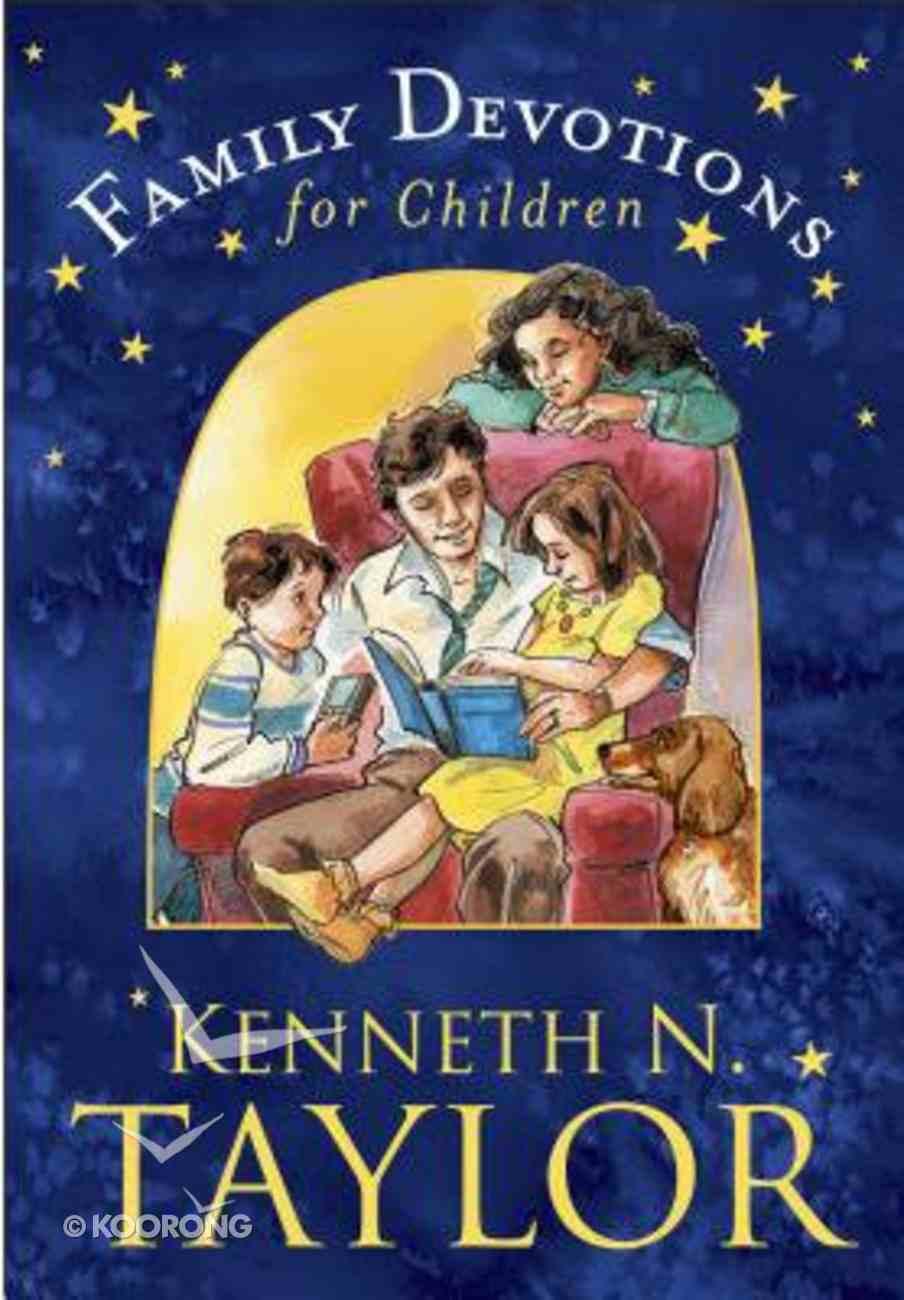 Family Devotions For Children Paperback