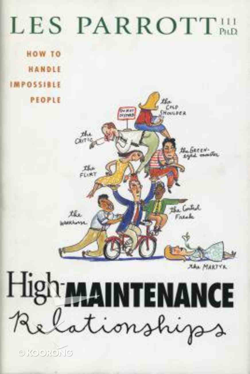 High-Maintenance Relationships Hardback