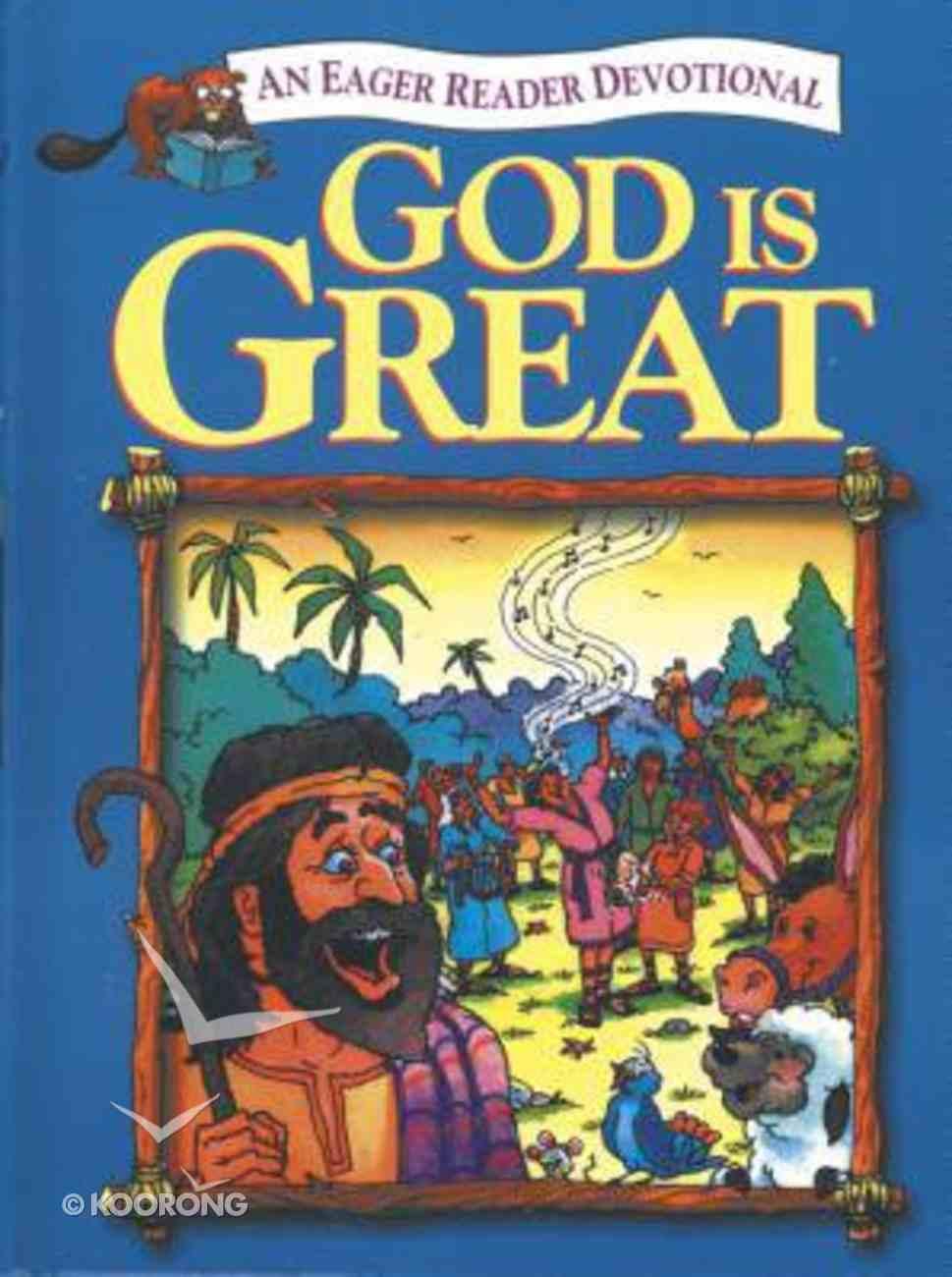 God is Great Hardback