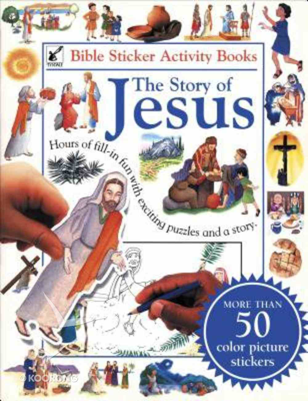 Story of Jesus Paperback