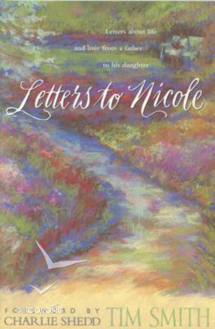 Letters to Nicole Hardback