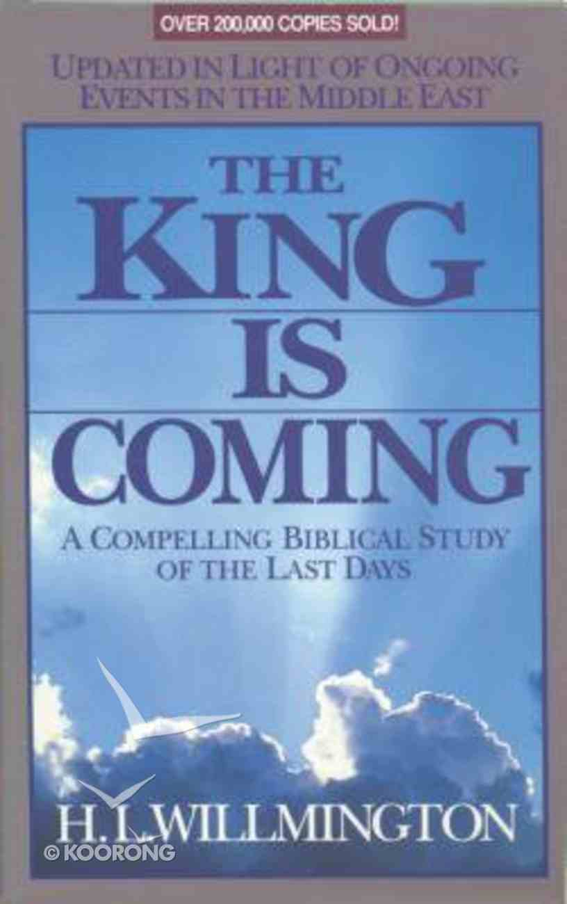 The King is Coming Paperback
